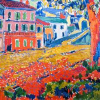 Paintings Bright and Bold