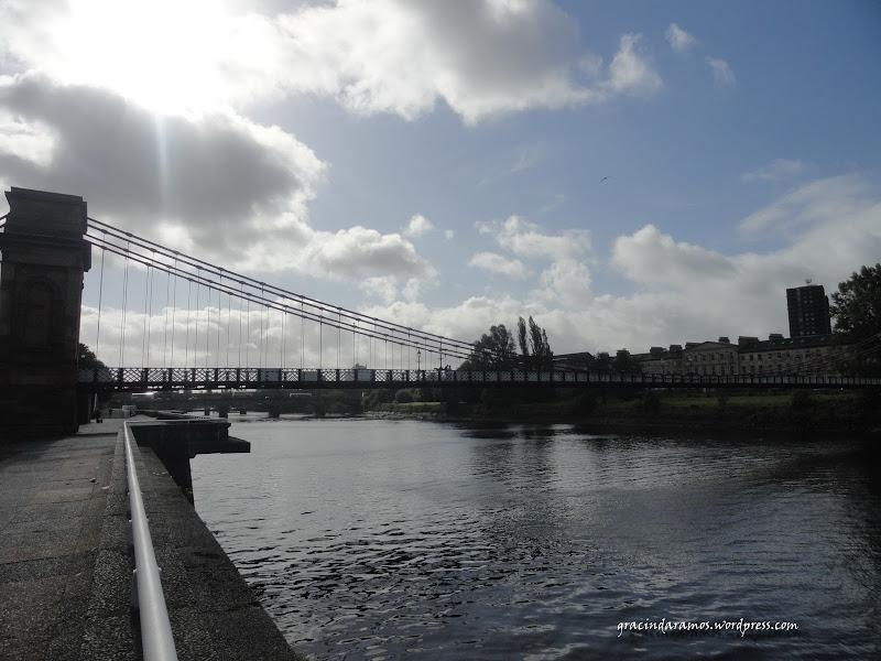 23 – Passeando até à Escócia – Sozinha em Glasgow! (3/6)