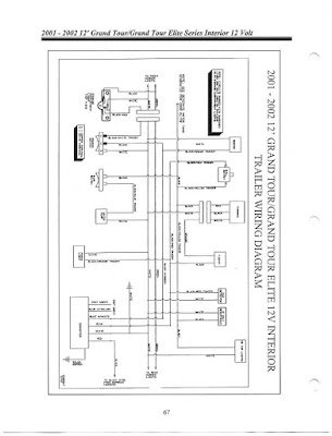 FleetwoodColeman wiring diagram