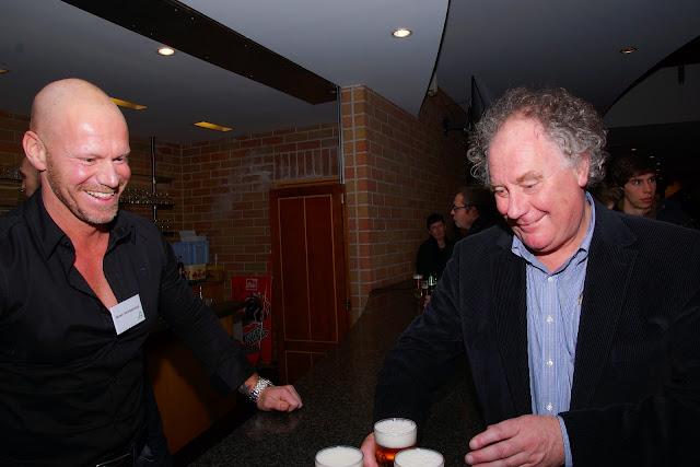 Steven Vansteenkiste en papa Vandoorne