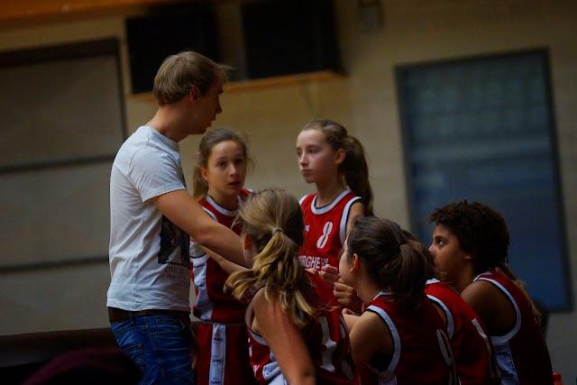 dames basket Brugge B, de tegenstandsters