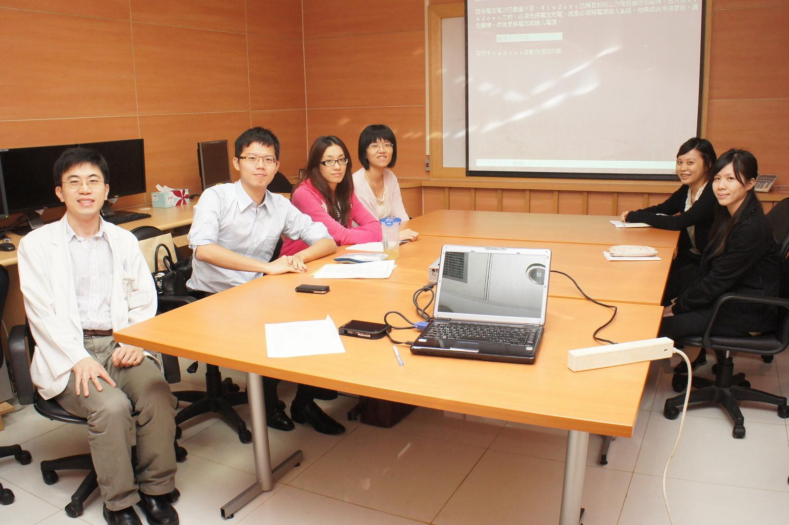 長庚分子影像 - 司法學員參訪分子影像中心