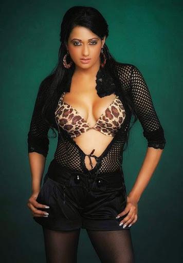 Brinda Parekh Body Size