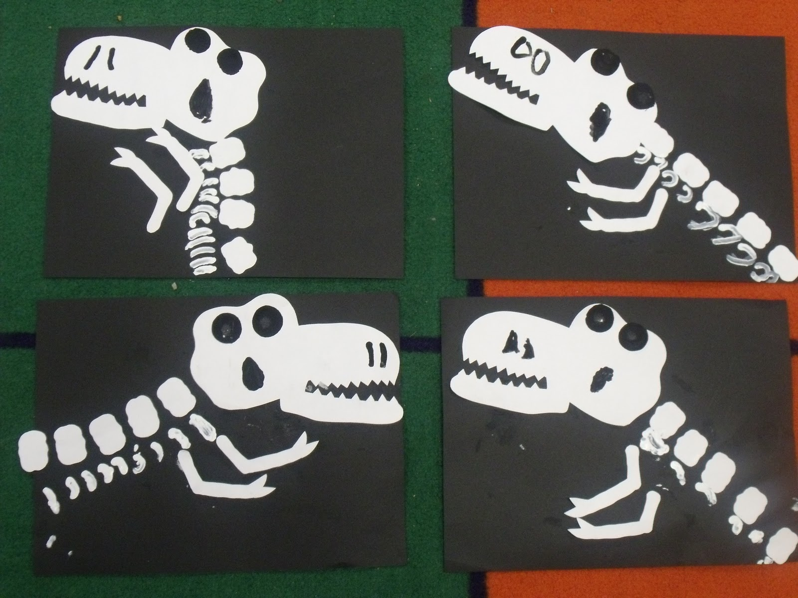 Mrs Jump S Class Rawr Dinosaurs And Paleontologists