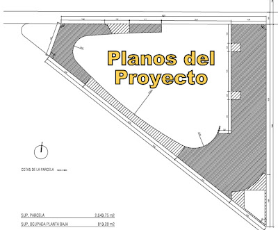 Planos del Proyecto de ejecución