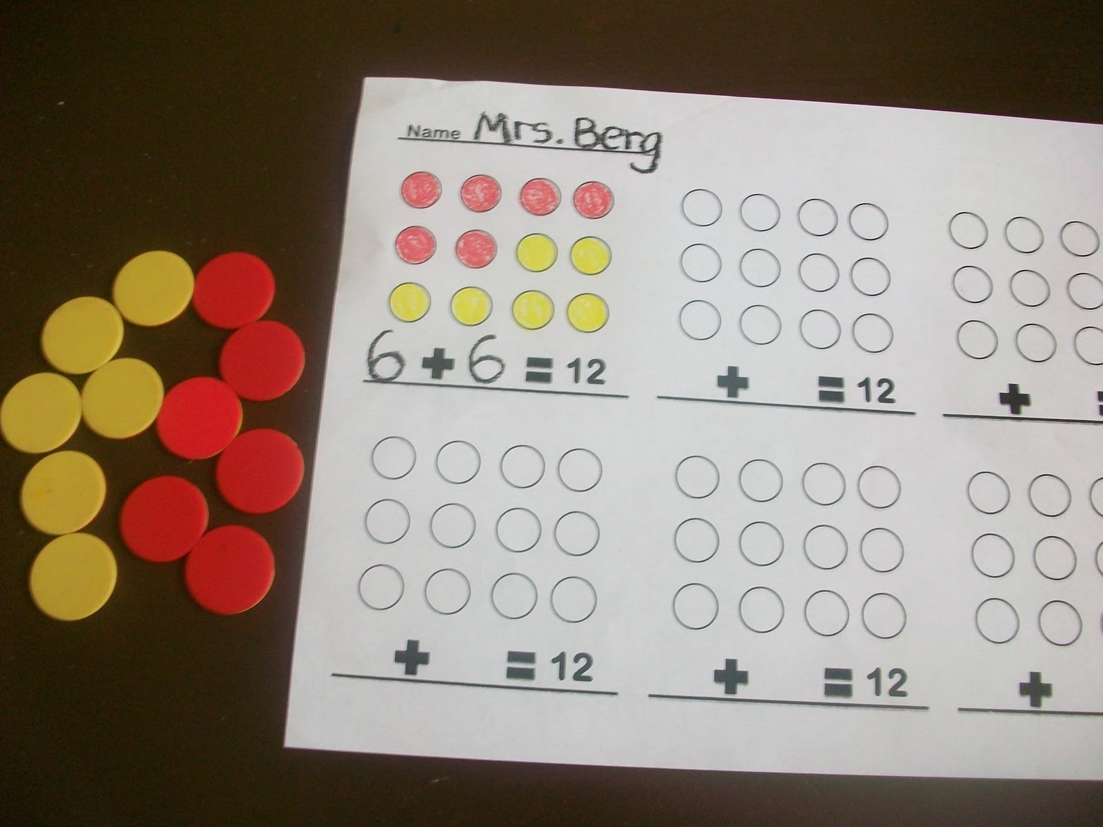 First Grade School Box March