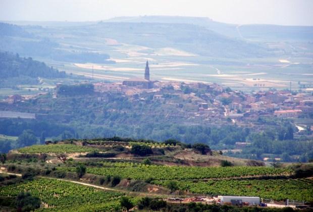 vistas desde Labastida, La Rioja Alavesa