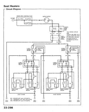 [DIY] Honda Civic 9295 EDM Heated Seats DIY Retrofit