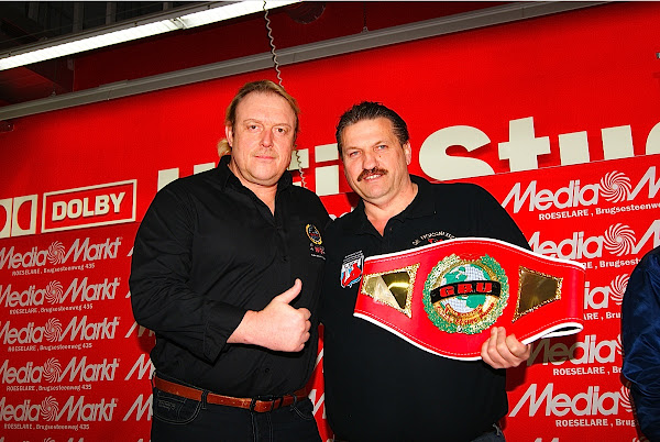 Gordel Wereldtitel GBU, Globaal Boxing Union