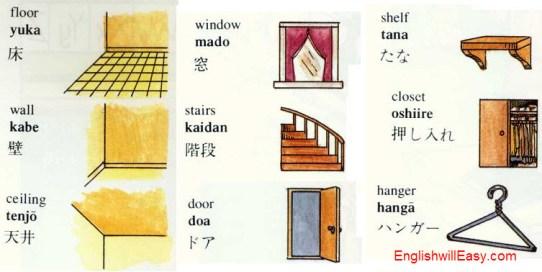 家 House Online Dictionary For Kids