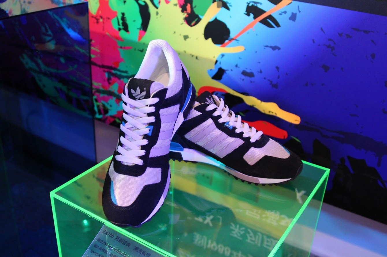 *adidas Unite all Originals:林辰唏、胡宇威與你一起互動 AR CODE(擴增實境)技術! 14