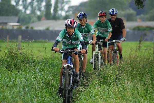 Mountainbiken, Roeselare Fietst