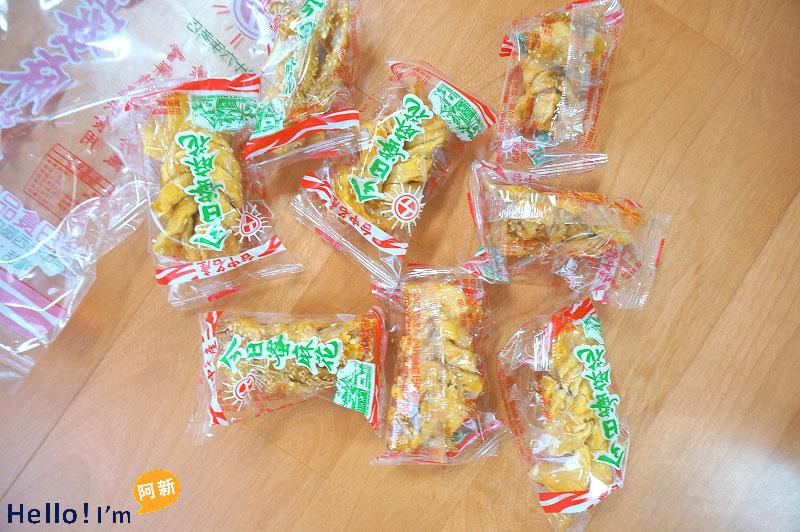 台中團購美食,今日蜜麻花