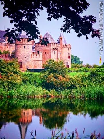 Muiderslot castle Netherlands Holland livebysurprise