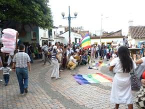 Carrera por el Agua, Bogotá