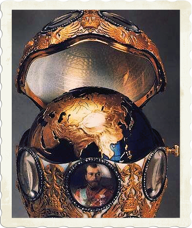 Faberge Eggs Pictures;Kremlin Armoury Museum;Russian Faberge Eggs
