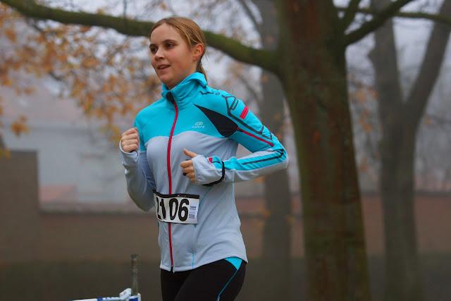 Stefanie De Costere, Westlaanrun