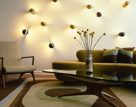duvar aydınlatmalarınıza örnek bir resim