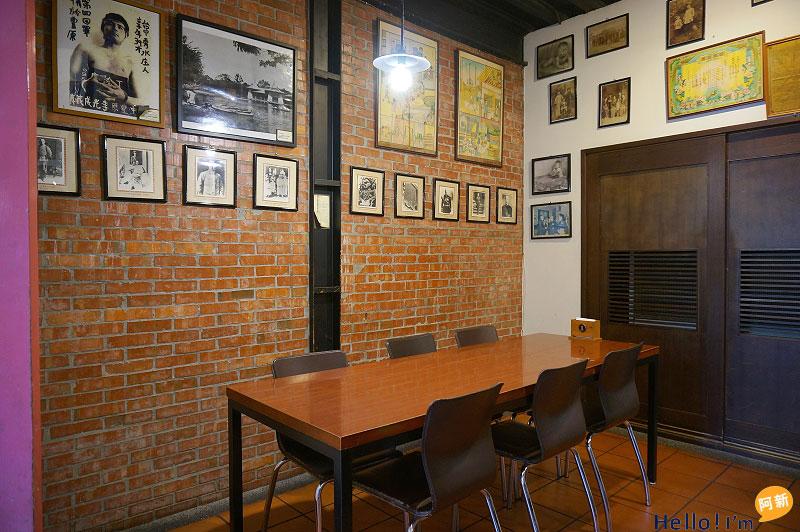 台中懷舊餐廳,香蕉新樂園餐廳-2