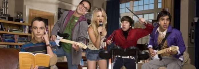 """Sheldon, Leonard, Penny, Howard y Rash, de """"The Big Bang Theory"""", los nuevos chicos de oro"""