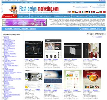 Flash Design Marketing