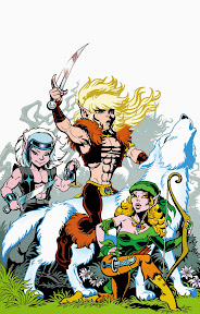 1FOR1-Elfquest-12286 Dark Horse January 2015 Solicitations
