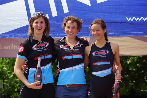 Liesbeth Vandevelde, Ann-Sophie Van Hoecke & Whoopy Franssen