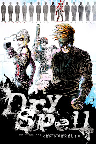 DrySpell_TPB_cover_solicit Action Lab Entertainment January 2015 Solicitations