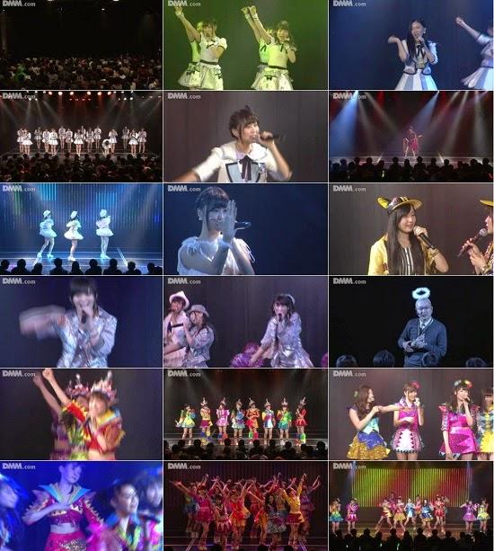 """(LIVE)(公演) NMB48 チームN """"ここにだって天使はいる"""" 公演 141219"""