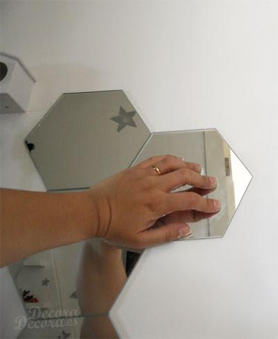 Cómo colocar espejos