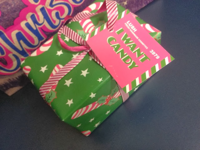 Luscious scents and presents from Lush