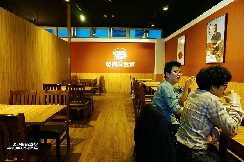 台中日式丼飯,逢甲滿燒肉丼食堂-5