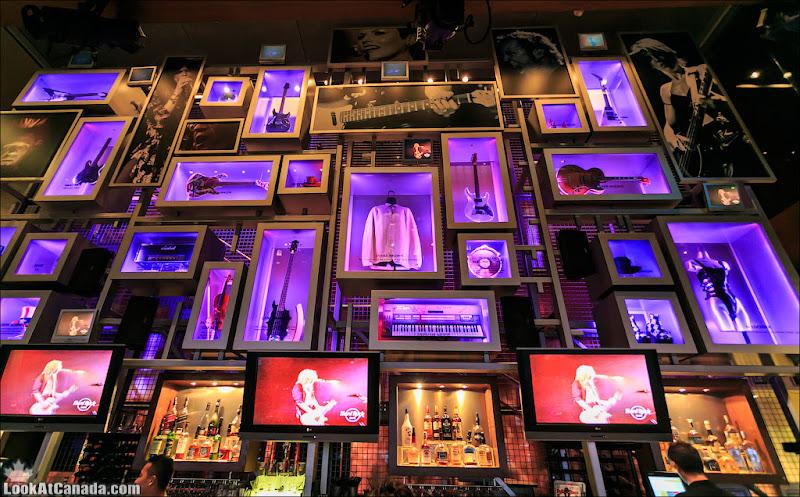 LookAtCanada.com / Hard Rock Cafe Торонто