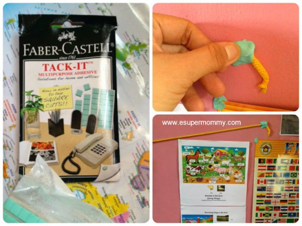 Tack-it Faber-Castell Removable Adhesive