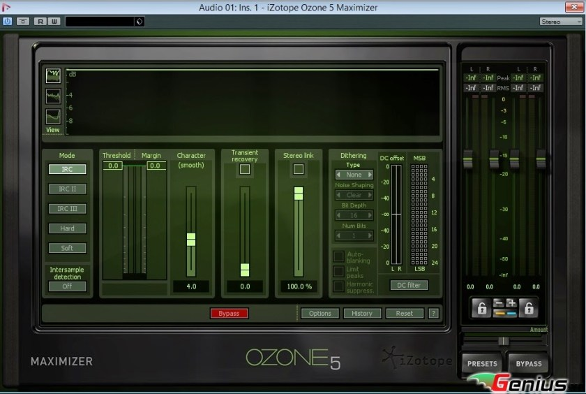 Download Izotope Ozone 5 Advanced VST RTAS Full cờ rắc 5 0 1