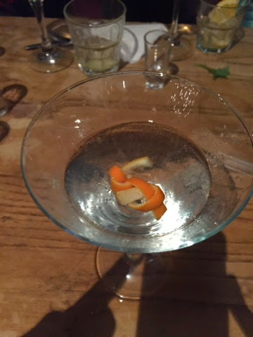 Half Hitch Gin Martini
