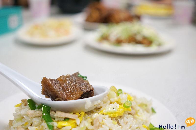 台中眷村菜餐廳,復興餐廳-3
