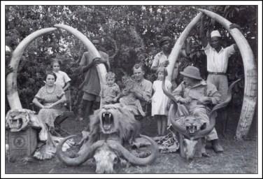 La famille COTTAR au Kenya