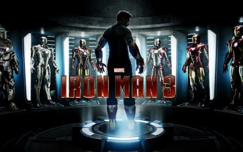 Estrenos del 2013 - iron Man 3