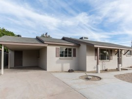Front picture of home for sale in Phoenix AZ