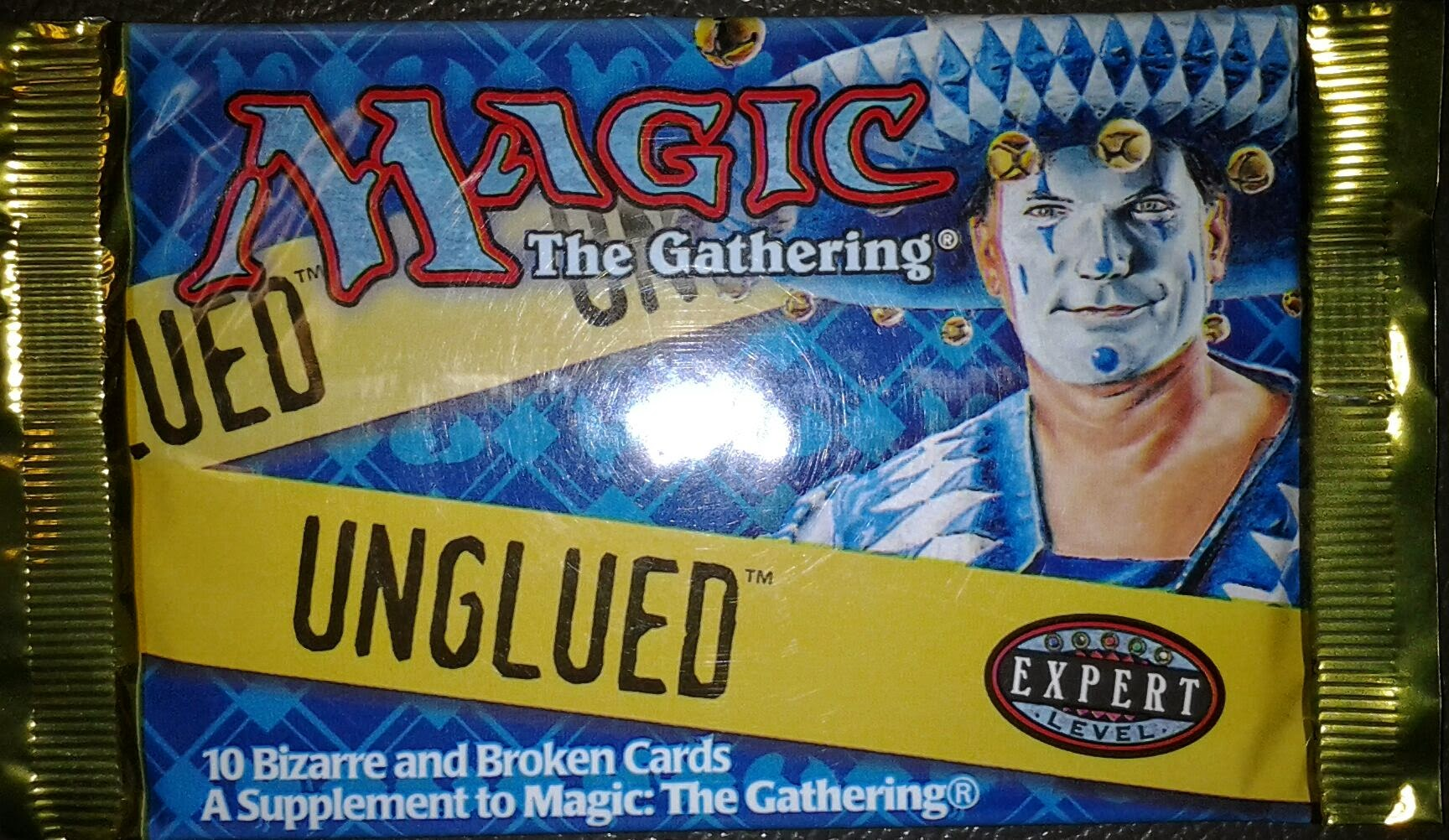 magic, Unglued, Crying Grumpies