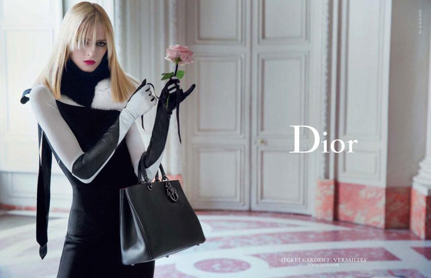 *Dior的秘密花園 Dior Secret Garden:凡爾賽精靈搖晃著鞦韆! 2