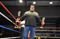 "Joe Albero at ""Warriors of the Ring"" Youth Boxing Event (Photo 2)"