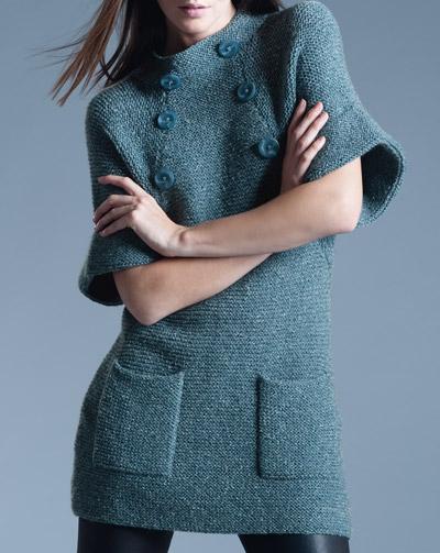 Knitted Girls Tunic Patterns