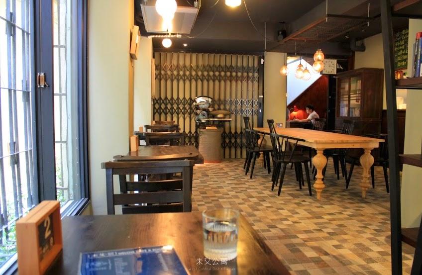 台南咖啡館,未艾公寓-5