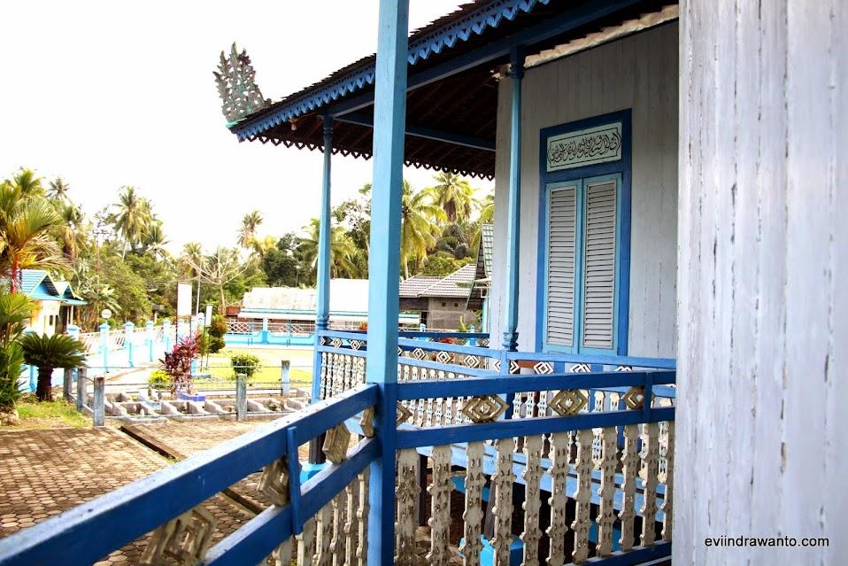beranda masjid su'ada
