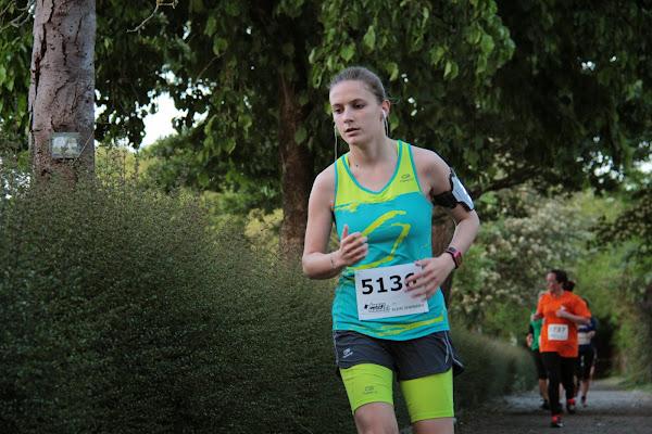 Valerie De Costere, Dwars over de Mandel 2014