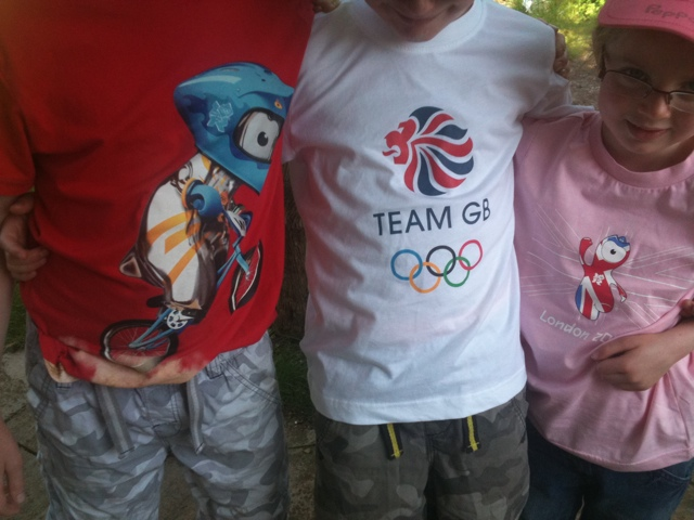 Olympics, Olympic Tshirts, Olympic torch, Kids