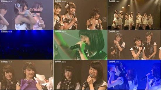 """(LIVE)(公演) HKT48 チームKIV """"シアターの女神"""" 下野由貴 岩花詩乃の生誕祭 150331 & 150402 & 150407"""