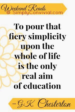 fiery simplicity
